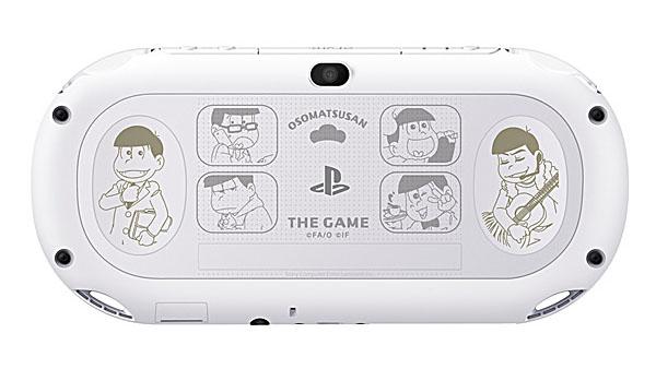 Osomatsu-san: The Game PS Vita model