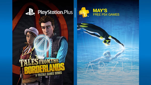 PlayStation Plus free games for May 2017