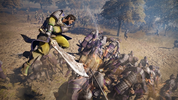 Dynasty Warriors 9 has 4K / 30 fps and 1080p / 60fps modes
