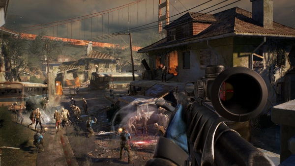 Multiplayer Games For Ps4 : Multiplayer zombie fps dead alliance announced for ps