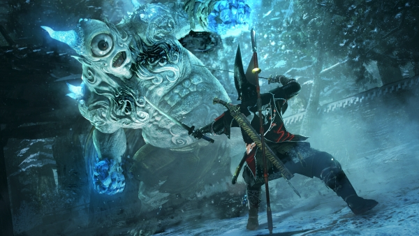 Nioh DLC 'Dragon of the North'