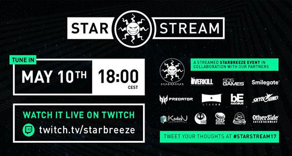 Starstream 2017