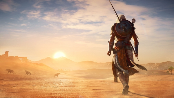 Assassin's Creed Origins announced for PS4, Xbox One, and ...