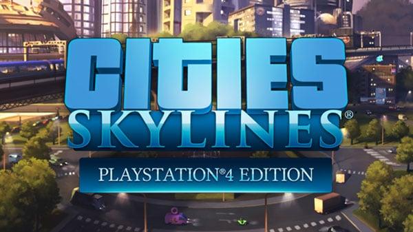 Cities: Skylines PlayStation 4 Edition