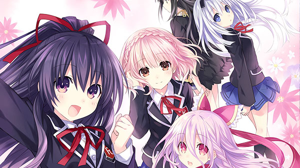 Date A Live Twin Edition: Rio Reincarnation