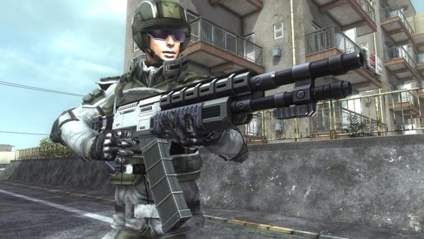 earth defense force 5 details ranger and wing diver weapons gematsu. Black Bedroom Furniture Sets. Home Design Ideas