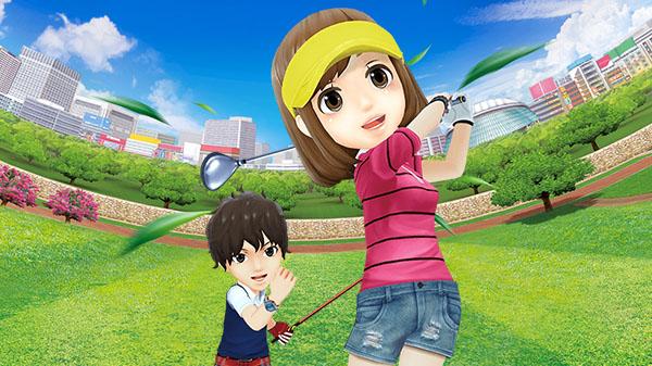 Everybody's Golf smartphone game