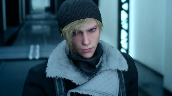 Final Fantasy XV DLC 'Episode Prompto'