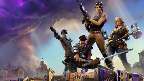 Fortnite for PS4, Xbox One, and PC launches July 25, E3 2017 trailer