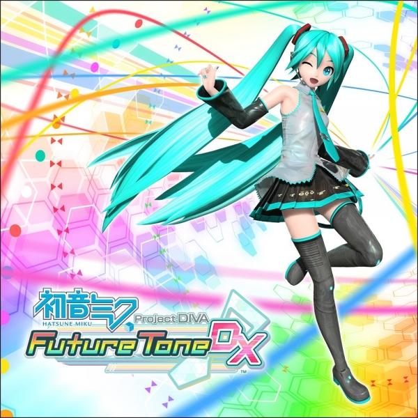 Hatsune miku project diva future tone dx first details - Hatsune miku project diva future ...