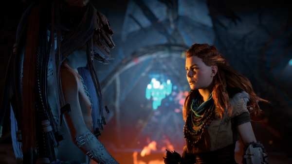 Horizon: Zero Dawn expansion 'The Frozen Wilds'