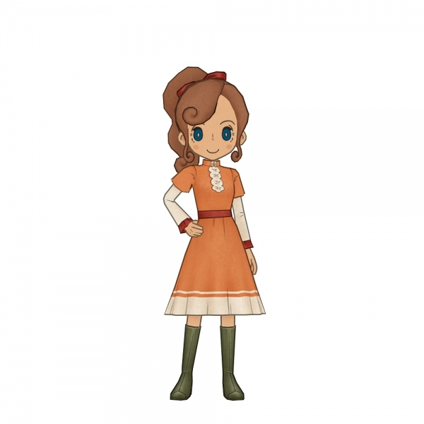 Layton S Mystery Journey Katrielle And The Millionaires