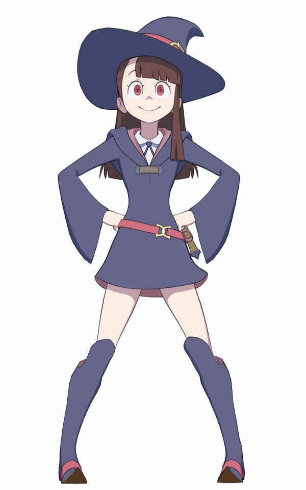 Little Witch Academia: The Witch of Time and the Seven Wonders