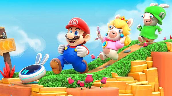 [Mario + Rabbids: Kingdom Battle] นอกจากตัวเกมแล้ว ยังมีสินค้าพิเศษให้เสียตังค์เพิ่มกันด้วยนะ