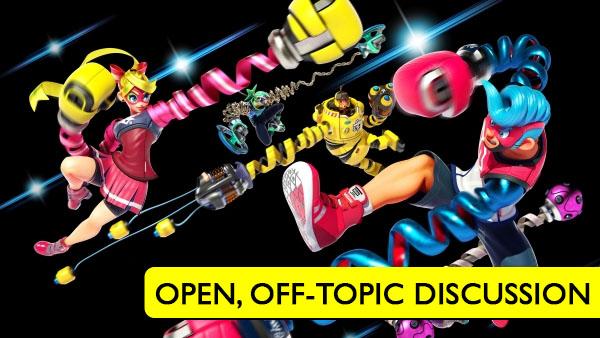 Open Forum #256