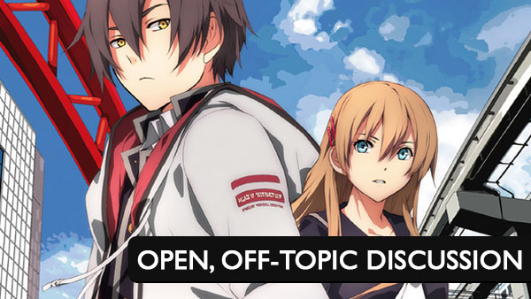 Open Forum #257
