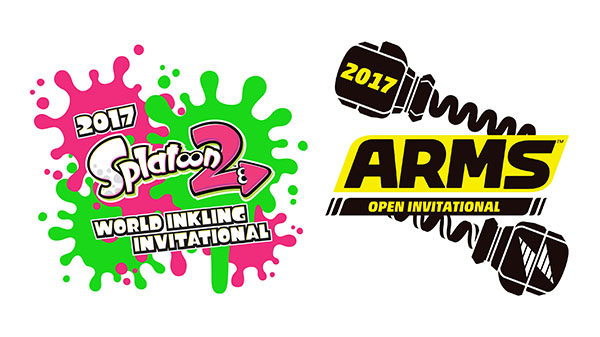 Splatoon 2 and Arms E3 2017 Tournaments