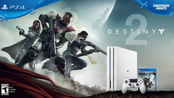 Destiny 2 PS4 Pro Bundle