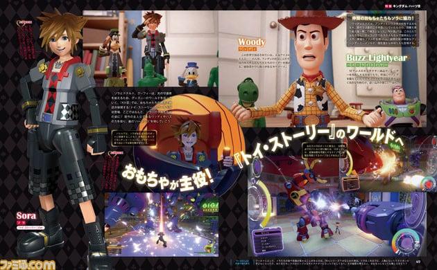 5317fd3e5dd8 Kingdom Hearts III has less Disney worlds than Kingdom Hearts II ...