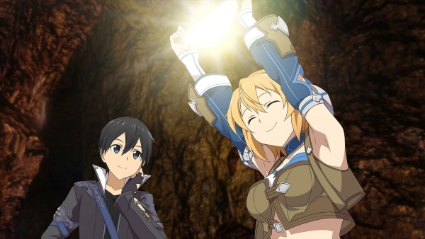 Sword Art Online: Hollow Realization for (Switch,PS4, PS