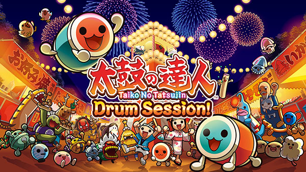 Taiko no Tatsujin: Drum Session! for PS4 coming to Asia in ...