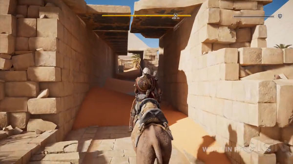19 Minutes Of Assassin S Creed Origins New Mission Gameplay Gematsu