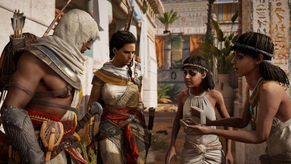 Assassin S Creed Origins Gamescom 2017 Game Of Power Trailer