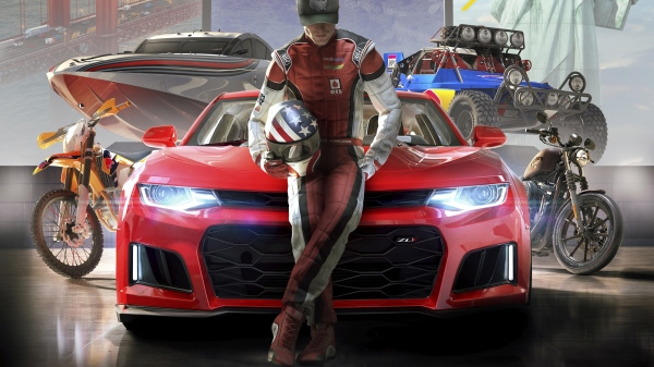 the crew 2 launches march 16 gamescom 2017 trailer and screenshots gematsu. Black Bedroom Furniture Sets. Home Design Ideas