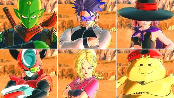 Dragon Ball Xenoverse 2 Gameplay Shows New Photo Mode ...