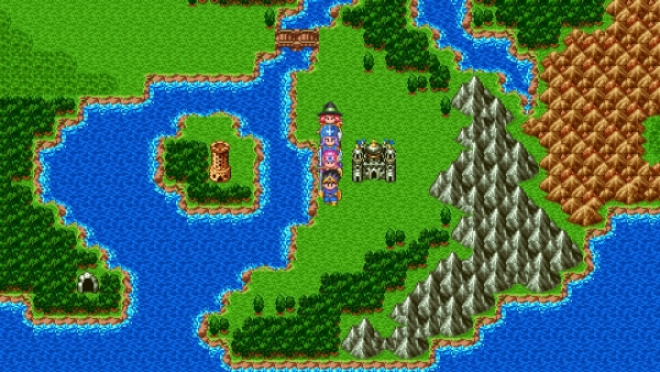 >Dragon Quest III: The Seeds of Salvation
