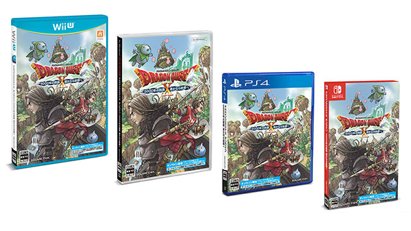 Dragon Quest X Version 4
