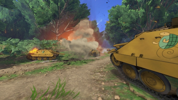 Girls und Panzer: Dream Tank Match