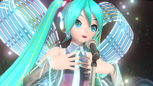 Hatsune miku project diva future tone dx debut trailer - Hatsune miku project diva future ...