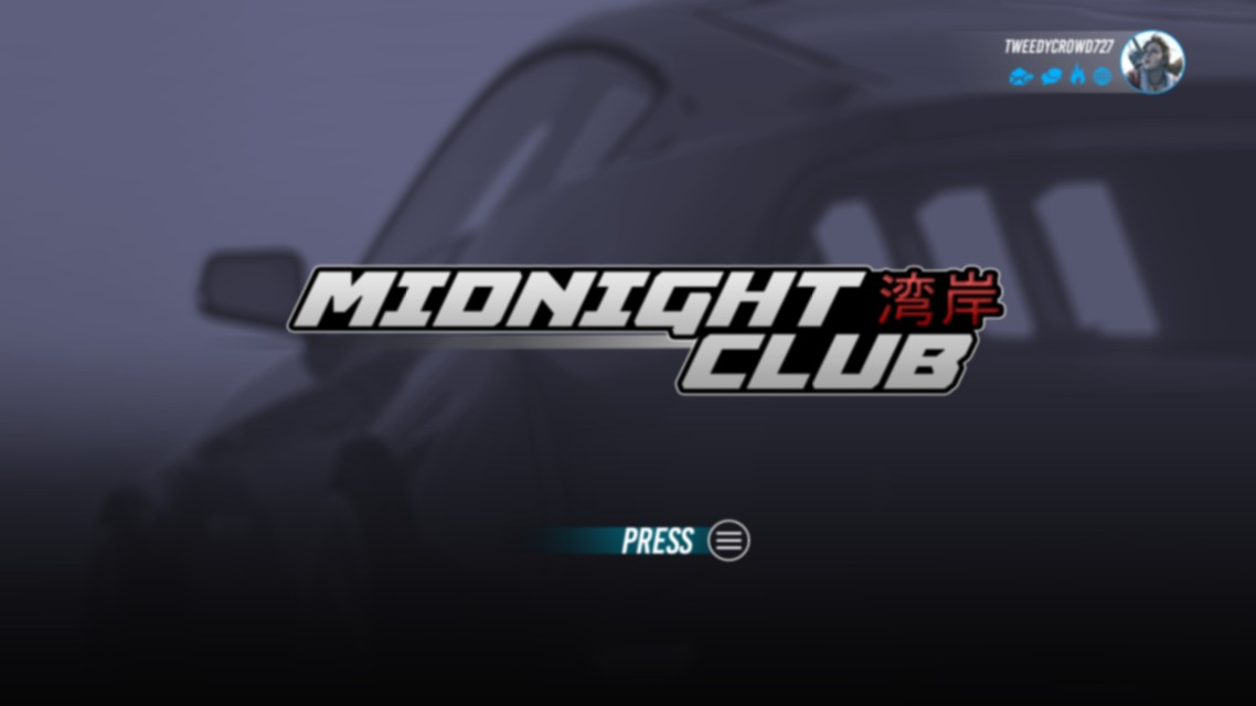 screenshots of unannounced midnight club game discovered
