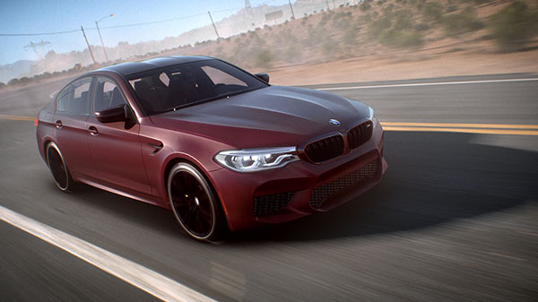 News image for Need for Speed: Payback debuts BMW M5, Gamescom 2017 trailer in Games