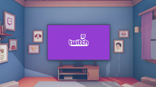 Twitch on PS4