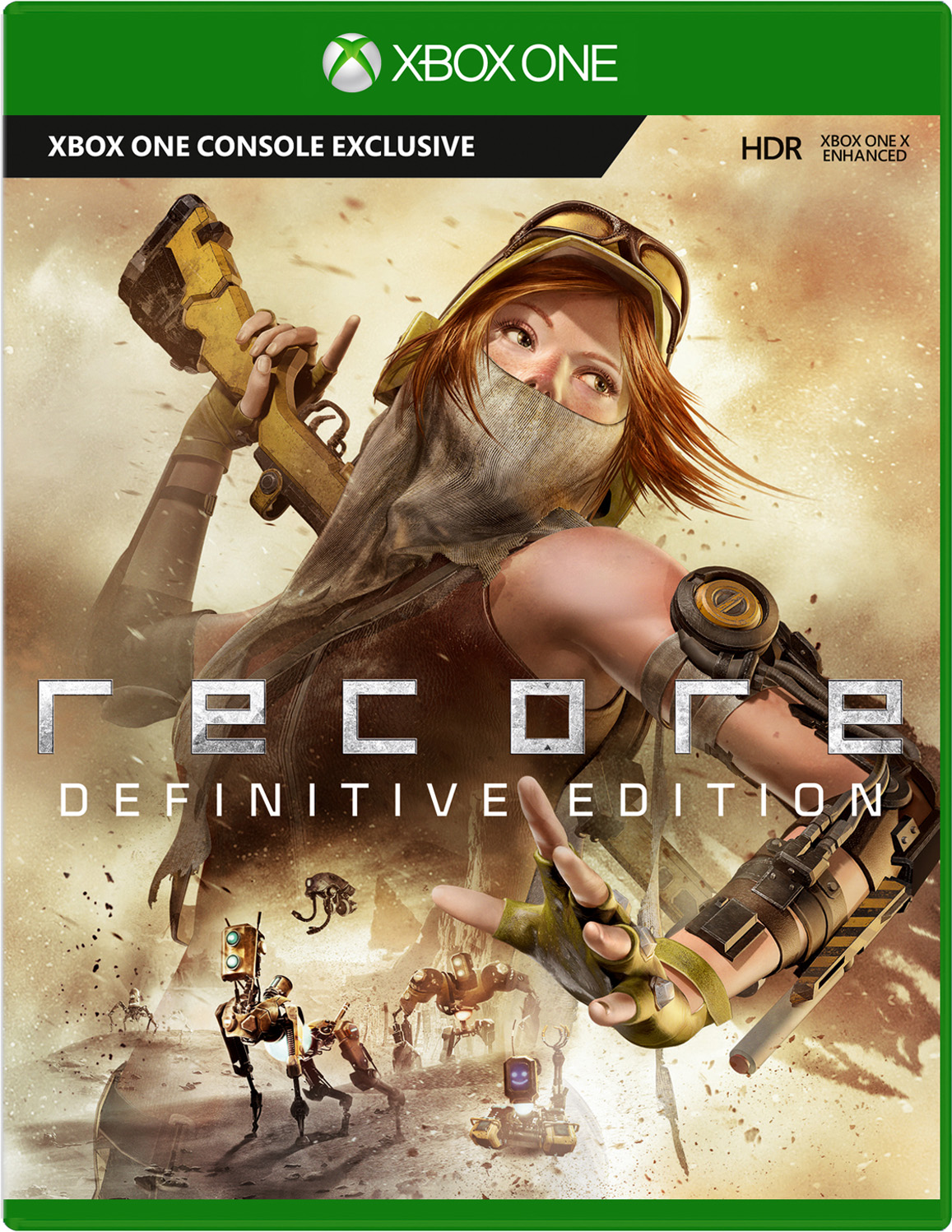 The Definitive Ranking Of Mary Kate And Ashley Olsen S: ReCore: Definitive Edition Launches August 29