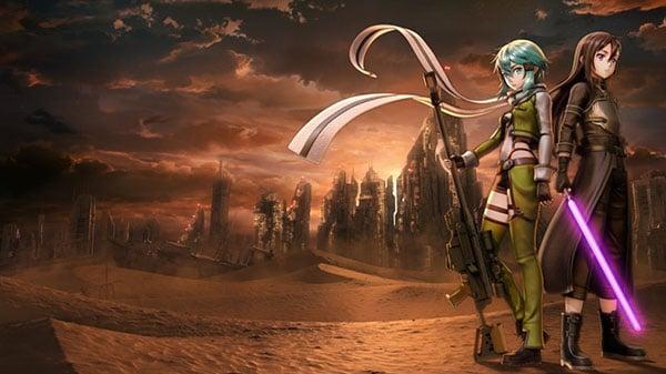 Sword Art Online: GGO