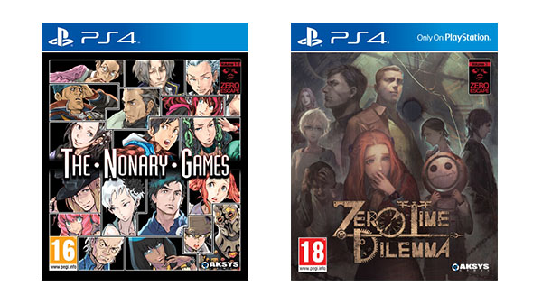 The Nonary Games and Zero Time Dilemma
