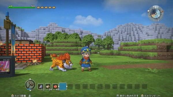 Αποτέλεσμα εικόνας για Dragon Quest Builders NSW