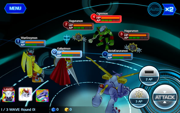 Digimon Links coming west - Gematsu