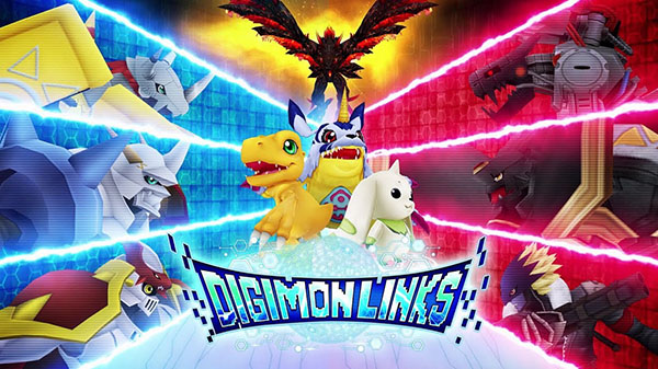 Digimon Links