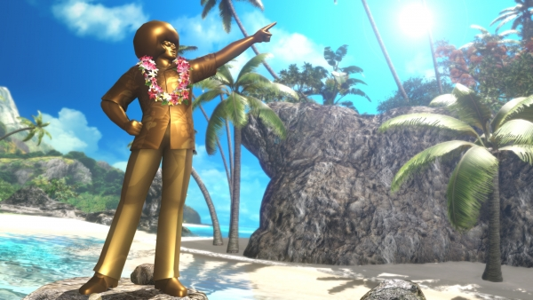 Dead or Alive Xtreme: Venus Vacation