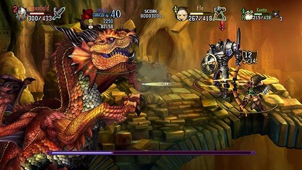Dragon's Crown Pro announced for PS4 - Gematsu