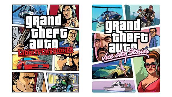 Grand Theft Auto: Liberty City Stories and Vice City Stories