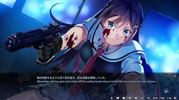 Grisaia: Phantom Trigger Vol. 1