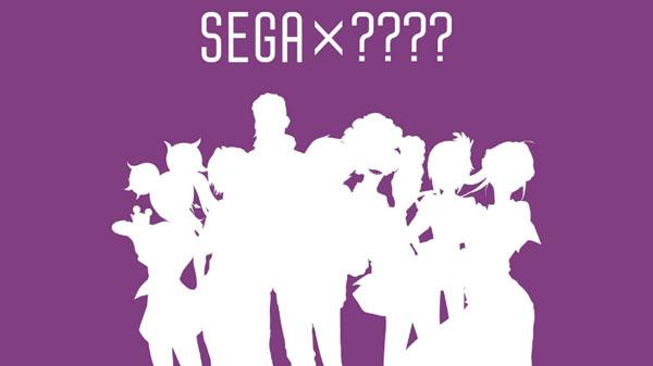 Sega teaser website