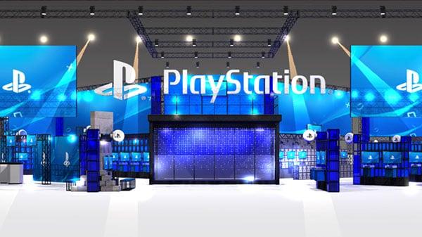 Sony at TGS 2017