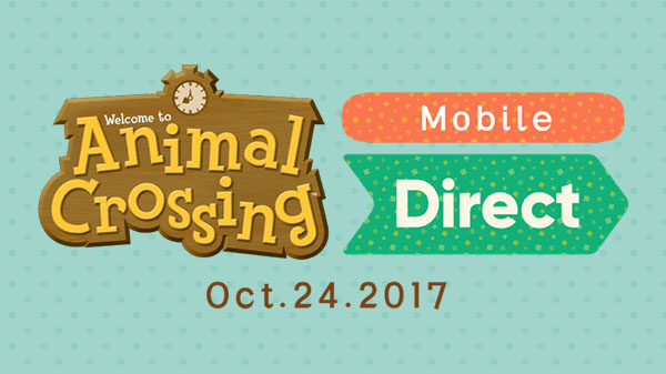 Animal Crossing smartphone game