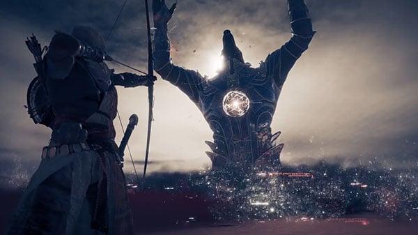 تماشا کنید: نمایش زمان عرضه عنوان Assassin's Creed Origins
